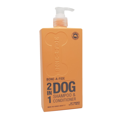 Cool Citrus Dog Shampoo