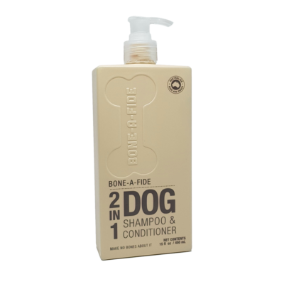 Vanilla and Jasmine Dog Shampoo