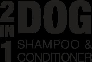 2 in 1 Dog Shampoo & Conditioner